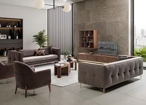 Toscana sofa;Saloni