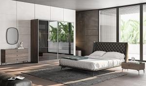 спален комплект Lazio;Saloni