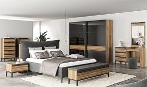 спален комплект Armani;Saloni