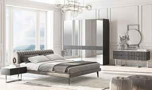 спален комплект Paris;Saloni